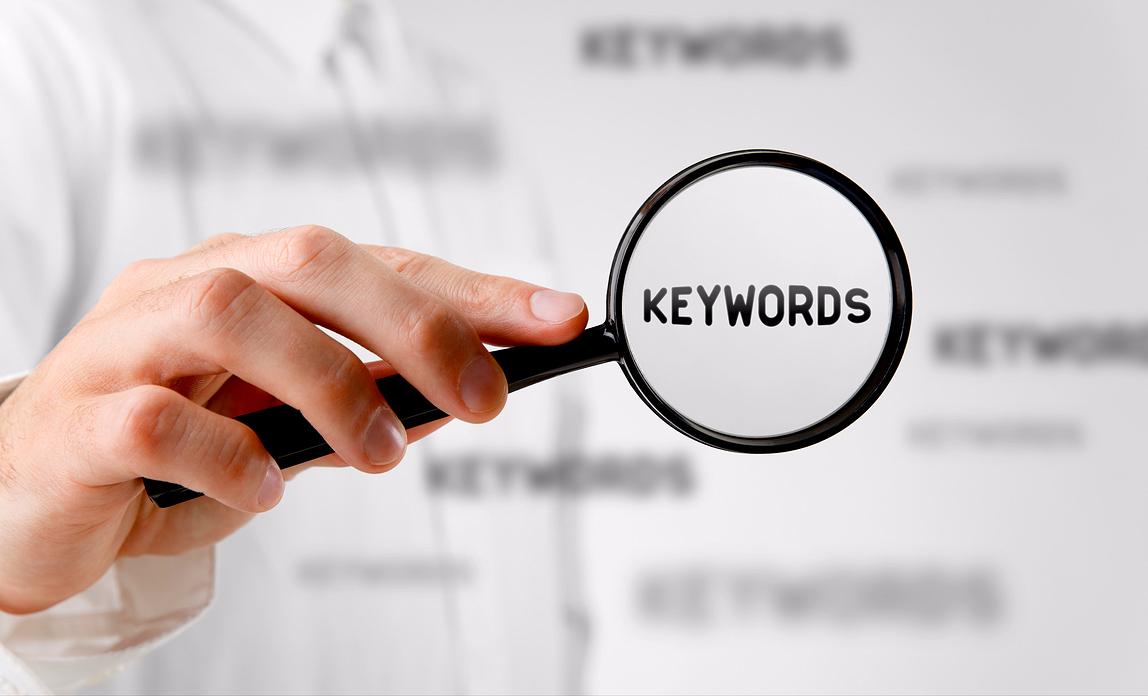 کلمات کلیدی در گوگل ادز