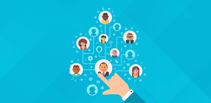 ایجاد مخاطبین آنلاین از اهداف بازاریابی محتوا است