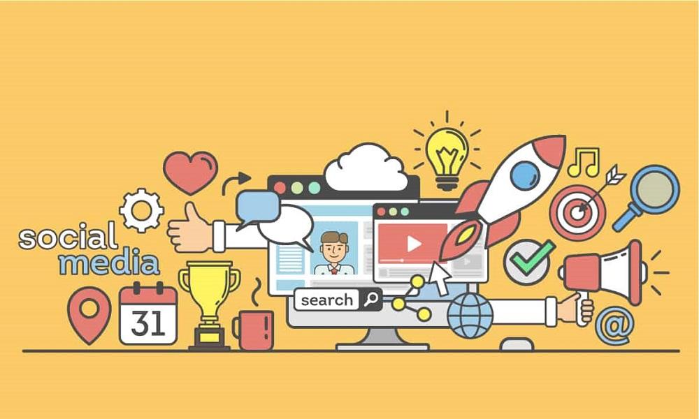 تکنیک های بازاریابی شبکه های اجتماعی