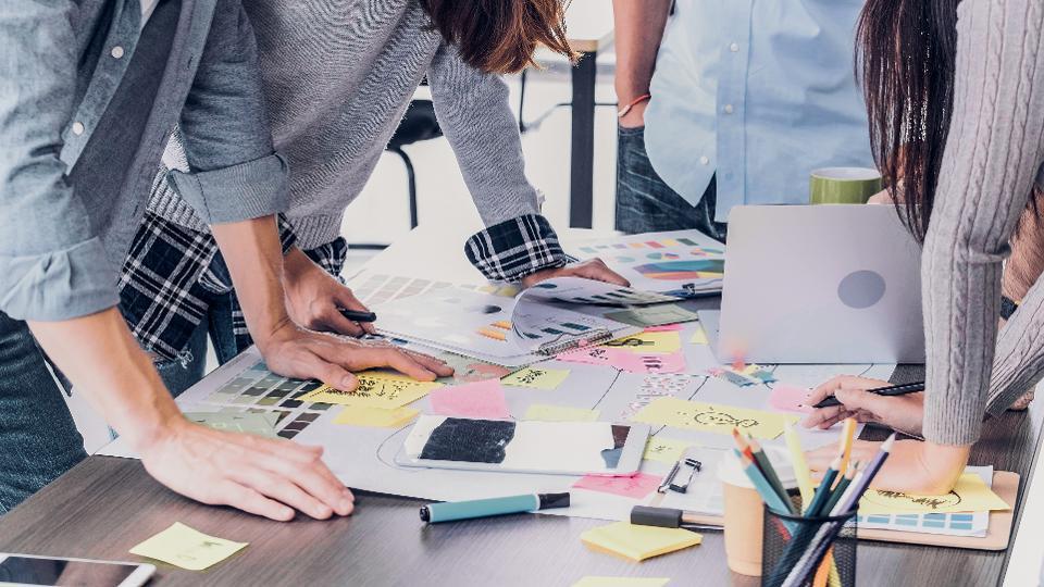 تولید محتوای خلاقانه