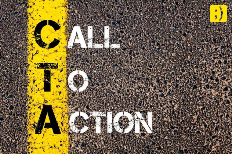 فراخوان عمل یا call to action