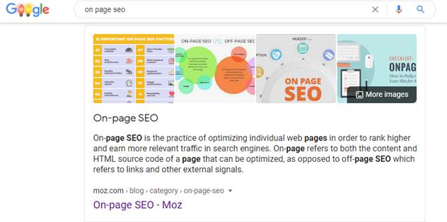 سئو روی صفحه یا آن پیج | Seo On Page | لاوان