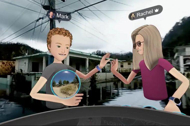 دنیای کارتونی <توری در پورتوریکو طوفانزده>